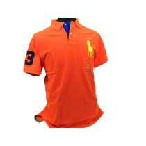 Playera Polo Ralph Lauren Big Pony Talla M