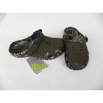 Remate 7us Y 8us Crocs Yukon Sport Y Yukon Camuflada
