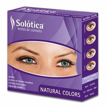 Lentes De Contato Kit Natural Colors - Ótica Das Lentes - R  164,90 em  Mercado Livre d6517cb642