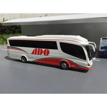 Autobus Scania Pb Rotulado Ado Escala 1:87 Ho Marca Rietze