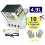 Projetor Argamassa Chapiscadeira Teto & Parede 4.9 L + Kit1