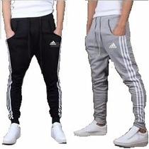 Pantalon Adidas Babuchas Jogging Chupin Temp Verano Oferta