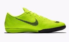Chuteira Nike Mercurialx Superfly Futsal - Chuteiras Amarelo no ... da36d4ca491e1