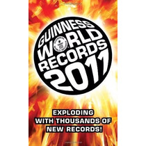 Livro Importado Guinness World Records 2011
