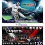 Pro Evolution Soccer 2013 Reloaded + Patch Bmpes 13 Link Dvd