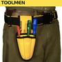 10 Unidades Porta Ferramenta Eletricista Simples T24 Toolmen