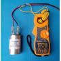Accesorio Capacímetro Para Pinza Amperimétrica Digital Ac