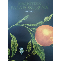 Biblioteca Palafoxiana Botánica