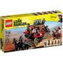 Lego El Llanero Solitario Set 79108 Stagecoach Escape Nuevo