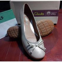 Zapatos Clarks De Dama Original Talla 41 Softwear