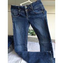Yeans Pioner Stress Azul Talla 28 Original