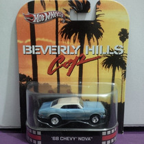 Hot Wheels Beverly Hills 68 Chevy Nova Retro
