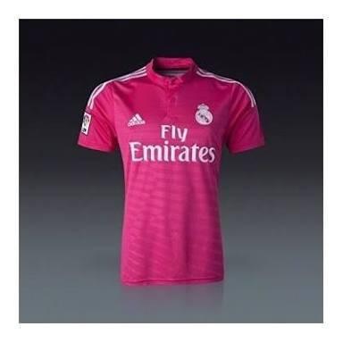 18309f2fbd75d Jersey Real Madrid Rosa Remato Envio Gratis -   349.00 en Mercado Libre