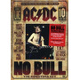 Ac/dc - No Bull - The Director Cat Dvd S