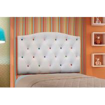 Cabeceira Painel Slim P/cama Box Solteiro Infantil 090 Larg.