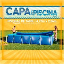 Capa Piscina Premium 7600 Litros Mor