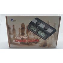 Relógio Digital Para Jogo De Xadrez - Leap