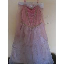 Disney Original Princesa Aurora Vestido