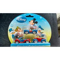 Carrinho Colecionáveis Disney Escala 1:64 Kit Com 3 Carrinho