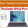 Ipad Pro Smart Keyboard Original De Apple Teclado En Stock