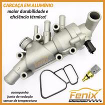 Válvula Termostática Carcaça Fiesta / Ecosport 1.0 1.6 Flex