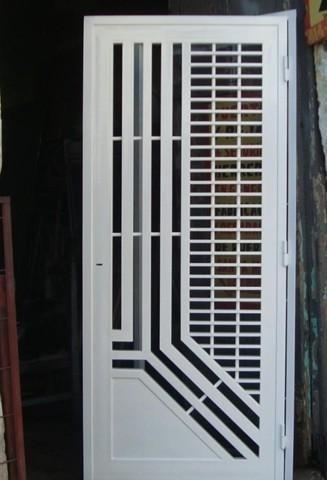 Rejas para puertas y ventanas bs 0 75 en mercado libre - Rejas correderas para puertas ...