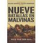 Libro Nueve Batallas En Malvinas - De Van Der Bijl Traducido