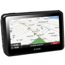 Gps 4,3p X-view Navigator Touch Micro Sd Fotomultas Nuevo