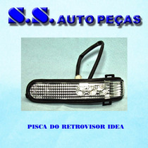 Pisca Retrovisor Idea Palio Strada Adventure Peça Original