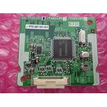 Tarjetas Caller Id , Panasonic 824 , Instalada Y Configurada
