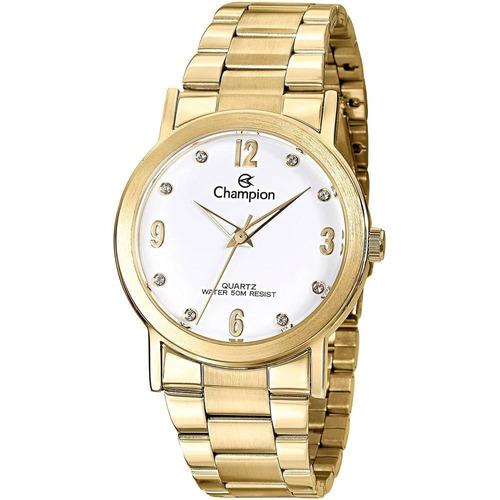 095d76212f7 Relógio Analógico Feminino Champion Fashion Cn29025h - R  160