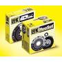Kit Embreagem Gol/saveiro Motor Ap 1,6 E Cht 1,0 Luk