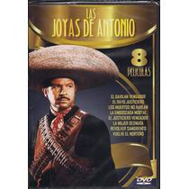 Antonio Aguilar 8 Peliculas En Dvd