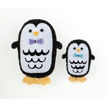 Chica Americana Manualidades Cosen Y Cosas Kit, Pingüinos