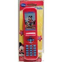 Disney Mickey Mouse Clubhouse Mouska-fun! Teléfono Móvil Fli