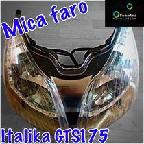 Mica Faro Acrilico Italika Gs150 Gts175 Vento Phantom Ti
