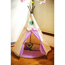 Wappi Teepee Lilly /casita Infantil / Tipi /tipis /teepees