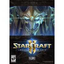 Starcraft Ii Legacy Of The Void Juego Para Computadora