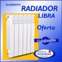 Radiador Elemento Libra - Calefacción - Córdoba