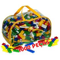 Blocos De Montar 1000 Peças - Pronta Entrega -oferta -* Lego