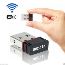 Antena Mini Wifi Usb Tarjeta Antena Receptor 150mbps 802.11n