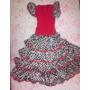 Vestidos De Flamenco Para Niñas,precios Desde 6000bs.