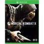 Jogo Luta Xone Lacrado Original Mortal Kombat X Pra Xbox One
