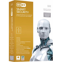 Eset Nod32 Smart Security Licencia Original 1 Año Entrega Ya