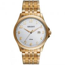 Relógio Orient Mgss1081 S2kx Masculino Dourado - Refinado