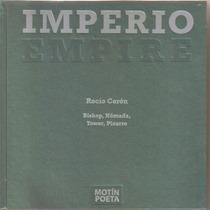 Imperio - Libro Por Rocio Ceron - Mas Cd - Electronica Dark