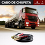 Cabo De Chupeta Para Caminhâo Carros 3,50 Metros 70mm