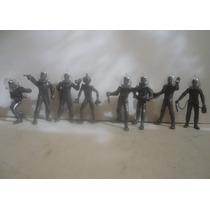 Set De Astronautas Viajeros - Muñeco De Juguete Copia Marx