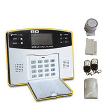 Alarma Gsm Inalambrica S100pro Para Casa U Oficina