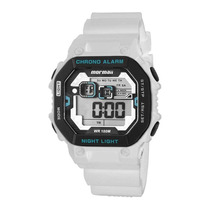 Relógio Masculino Mormaii Acqua Pro Monf001a/8b - Branco
